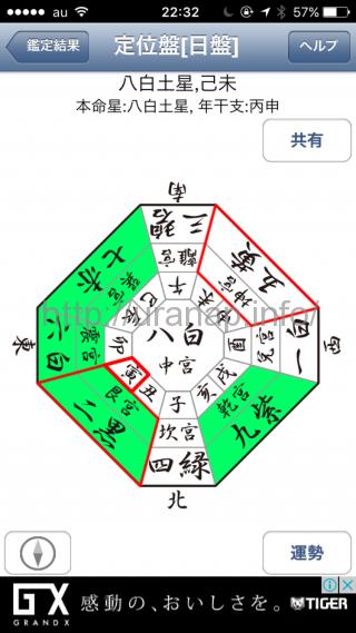 九星気学 (7)